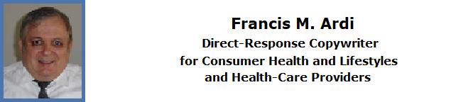 Francis Ardi – Copywriter